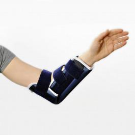 Gouttière d'immobilisation du bras