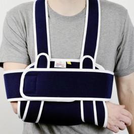 Bandage d'immobilisation de l'épaule